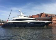 """""""Wędrowiec"""" za miliony wygrał. World Superyacht Awards dla gdańskiej stoczni"""