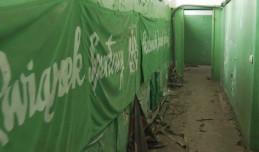 Znika stadion UG w Oliwie
