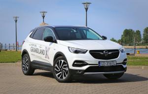 Opel Grandland X z nowym, 180-konnym silnikiem
