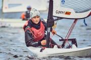 Sport Talent. Tymon Gajdziński żeglował przed przyjściem na świat