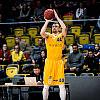 Koszykówka, Stelmet - Arka Gdynia 95:77. Rewanż o brąz w poniedziałek
