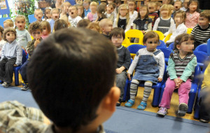 Dane 2,4 tys. gdańskich przedszkolaków w zadaniu maturalnym