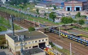 Miasto zamyka kładkę, przystanek SKM Gdańsk Stocznia będzie nieczynny