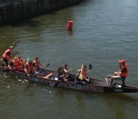 Wyścigi smoczych łodzi w szczytnym celu