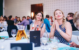 Kucharze Pomagają: kolacja finałowa w hotelu Sofitel Grand