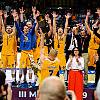 Koszykarze Arki Gdynia zdobyli brązowy medal EBL