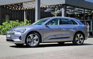 e-tron: pierwsze w historii elektryczne Audi