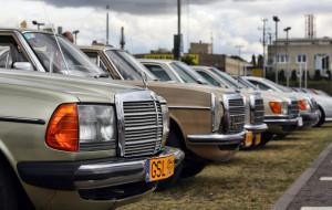 W niedzielę zlot Mercedesów