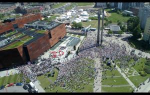 Główny dzień obchodów 4 czerwca w Gdańsku