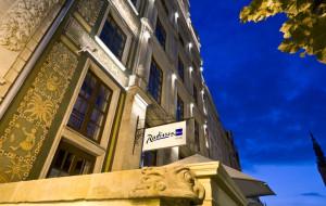 Radisson Blu - wyjątkowy hotel z tradycjami