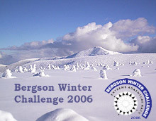 Bergson Winter Challenge 2006
