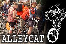 Alleycat - zawody na orientację po Gdańsku