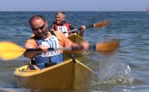 Kajaki na zatoce: Morski Półmaraton...