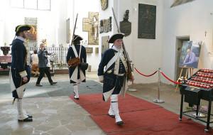 Media pomyliły gdańskie mundury z pruskimi