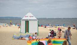 Przebieralnie na plażach: miało być 50, będzie 15