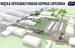Trzech chętnych na budowę węzła Chylonia
