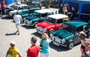 Parada Mini i 100-lecie Citroena
