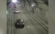 Drogowcy apelują: Nie wjeżdżaj do tunelu...