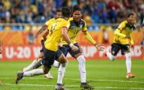 MŚ U-20 w Gdyni mecz o 3. miejsce. Ekwador...