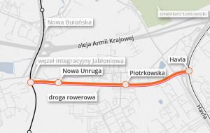 Nowa Warszawska w Gdańsku: przetarg na budowę trasy tramwajowej