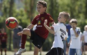 Szlachetni piłkarze na Zaspie