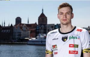 Bartosz Filipiak nowym atakującym siatkarzy Trefla Gdańsk