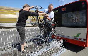 Autobus dla rowerzystów pod Martwą Wisłą także w dni powszednie