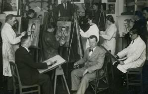 Wacław Szczeblewski: twórca pierwszej szkoły artystycznej w Gdyni