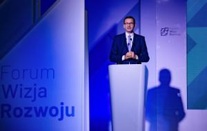 O kierunkach rozwoju polskiej gospodarki na Forum Wizja Rozwoju