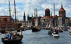Zlot żaglowców Baltic Sail od piątku w Gdańsku