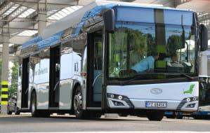 Najlepszy autobus roku 2017 na testach w Gdyni