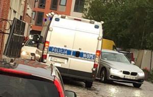 Obywatelskie zatrzymanie pijanego kierowcy w centrum Gdańska