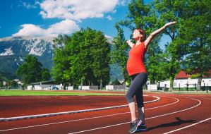 Aktywna babeczka. Czy w ciąży można uprawiać sport?
