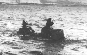 Żywe torpedy w arsenałach różnych flot