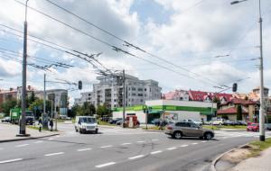 Ważne skrzyżowania na Dąbrowie do przebudowy