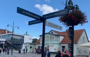 Nowe oznakowanie sopockich ulic