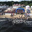 Ponad 700 zawodników wzięło udział w Triathlonie Gdańsk