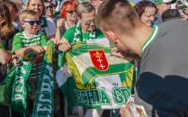 Lechia Gdańsk wciąż nienasycona. Piłkarze...