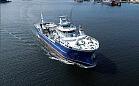 Stocznia Crist zbudowała statek do transportu żywych ryb