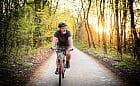 Seniorzy na rowerach w ramach programu GreenSAM