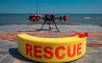 Gdyński dron ratuje tonących, ale nie w...