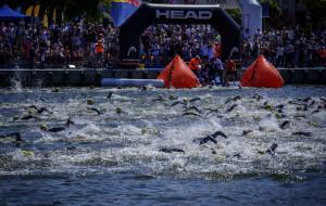Garmin Iron Triathlon w niedzielę w Elblągu