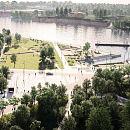 Plac Nadwodny: atrakcyjne miejsce nad Martwą Wisłą