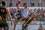 PGNiG Summer Superliga. Turniej w piłce ręcznej plażowej wystartował w Gdyni