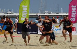 VII Sopot Beach Rugby 3.08.2019. Dołącz do najszybszej gry plażowej na świecie