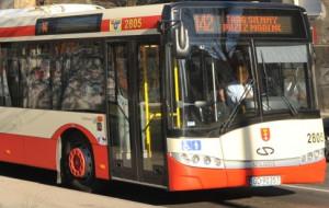 Kontrolerzy Renomy pobici w autobusie