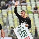 Lukas Haraslin po 101. meczu w Lechii Gdańsk ma dłuższy kontrakt o rok