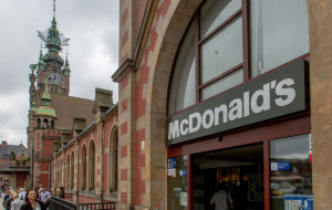 Remont dworca w Gdańsku: dwa lata prac, zamknięty McDonald's