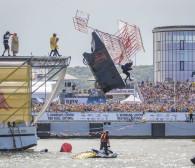 Gdynia: konkurs lotów na skwerze Kościuszki