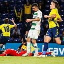 Broendby IF - Lechia Gdańsk 4:1 po dogrywce. Koniec przygody z Ligą Europy